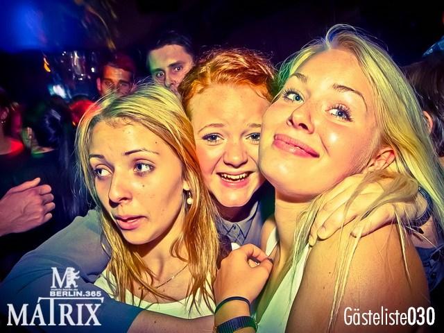https://www.gaesteliste030.de/Partyfoto #104 Matrix Berlin vom 02.10.2012