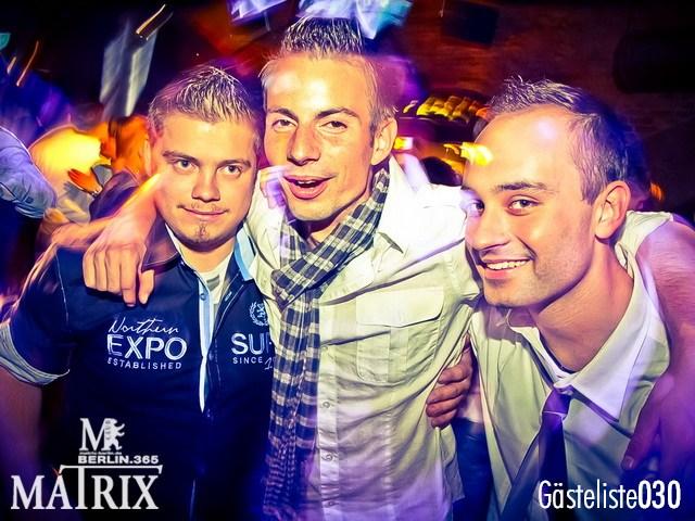 https://www.gaesteliste030.de/Partyfoto #27 Matrix Berlin vom 02.10.2012