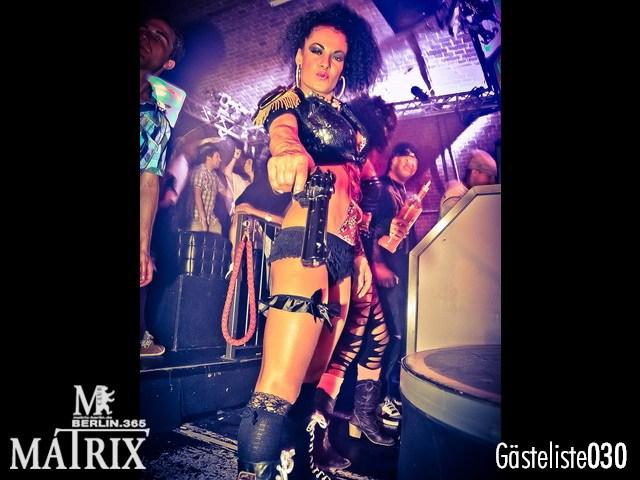 https://www.gaesteliste030.de/Partyfoto #28 Matrix Berlin vom 02.10.2012