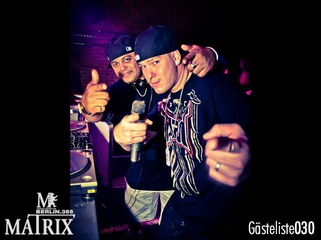 https://www.gaesteliste030.de/Partyfoto #116 Matrix Berlin vom 02.10.2012