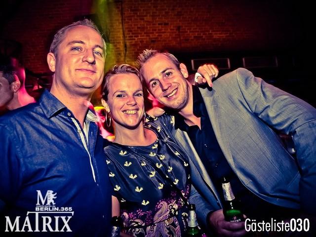 https://www.gaesteliste030.de/Partyfoto #83 Matrix Berlin vom 02.10.2012