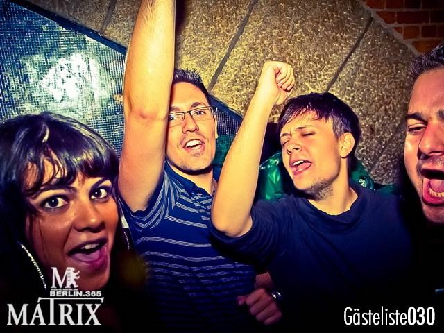 https://www.gaesteliste030.de/Partyfoto #24 Matrix Berlin vom 02.10.2012