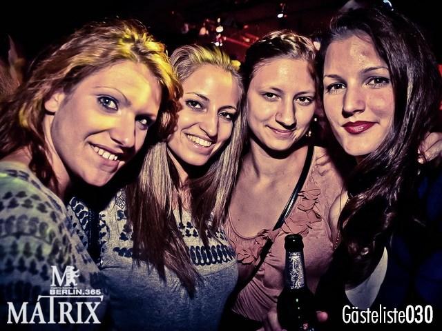 https://www.gaesteliste030.de/Partyfoto #65 Matrix Berlin vom 02.10.2012
