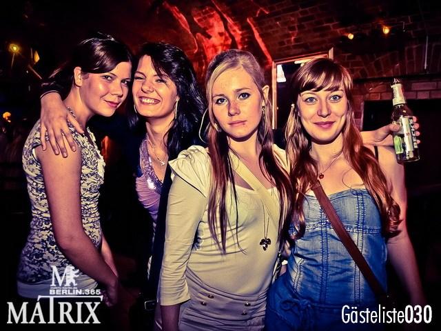 https://www.gaesteliste030.de/Partyfoto #75 Matrix Berlin vom 02.10.2012