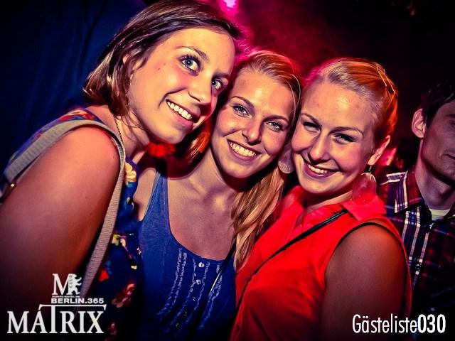 https://www.gaesteliste030.de/Partyfoto #102 Matrix Berlin vom 02.10.2012