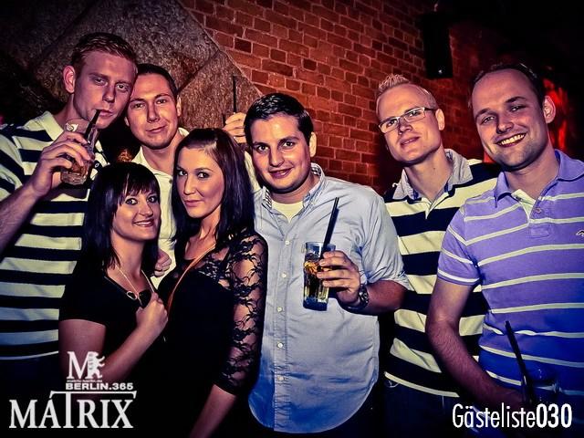 https://www.gaesteliste030.de/Partyfoto #15 Matrix Berlin vom 02.10.2012