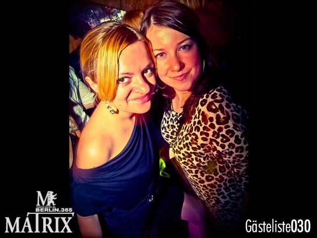 https://www.gaesteliste030.de/Partyfoto #92 Matrix Berlin vom 02.10.2012