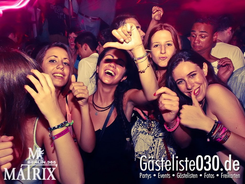 Partyfoto #50 Matrix 13.07.2012 We Love To Party