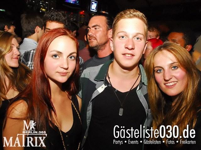 https://www.gaesteliste030.de/Partyfoto #48 Matrix Berlin vom 13.07.2012