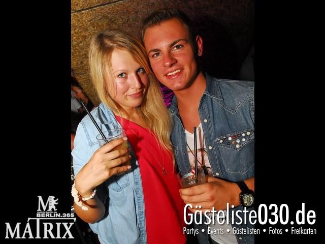 https://www.gaesteliste030.de/Partyfoto #45 Matrix Berlin vom 13.07.2012
