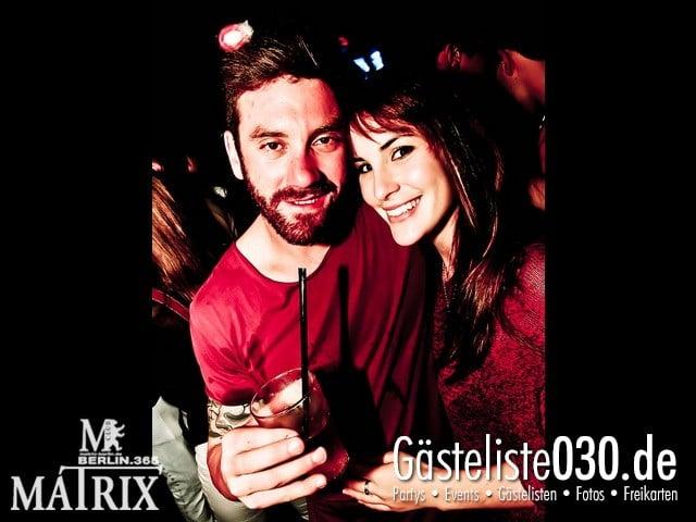 https://www.gaesteliste030.de/Partyfoto #102 Matrix Berlin vom 13.07.2012
