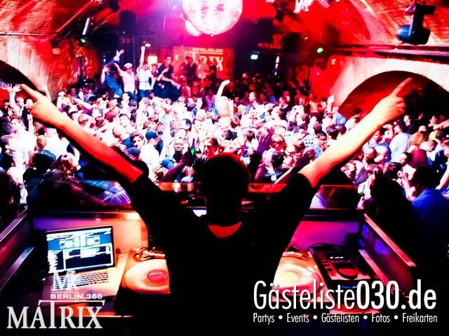 https://www.gaesteliste030.de/Partyfoto #75 Matrix Berlin vom 13.07.2012
