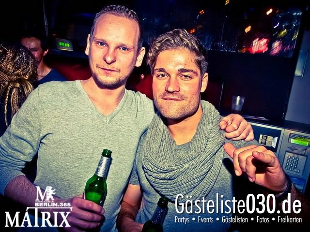 https://www.gaesteliste030.de/Partyfoto #40 Matrix Berlin vom 19.12.2012