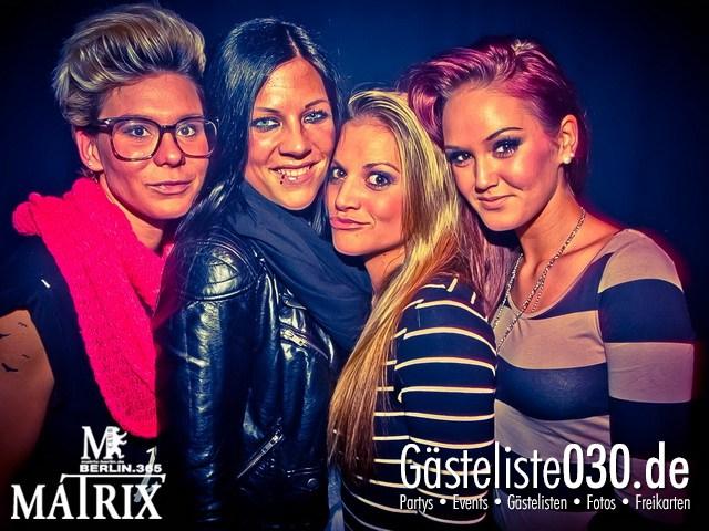 https://www.gaesteliste030.de/Partyfoto #76 Matrix Berlin vom 19.12.2012