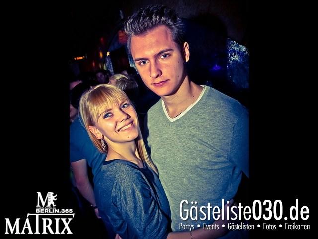 https://www.gaesteliste030.de/Partyfoto #20 Matrix Berlin vom 19.12.2012