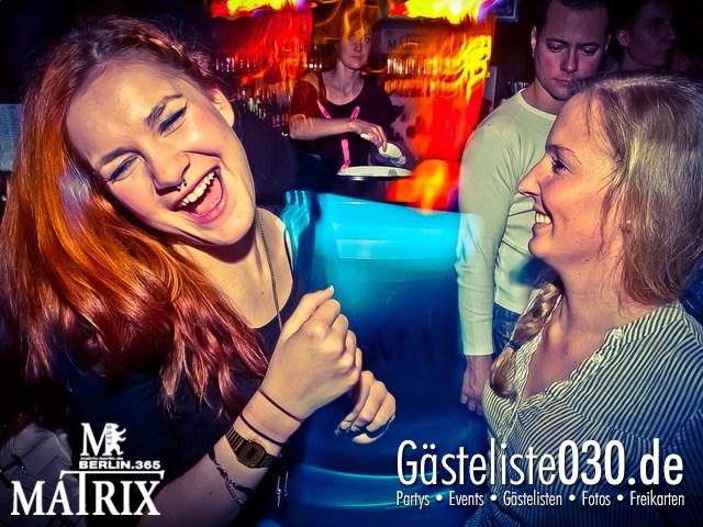 https://www.gaesteliste030.de/Partyfoto #56 Matrix Berlin vom 19.12.2012