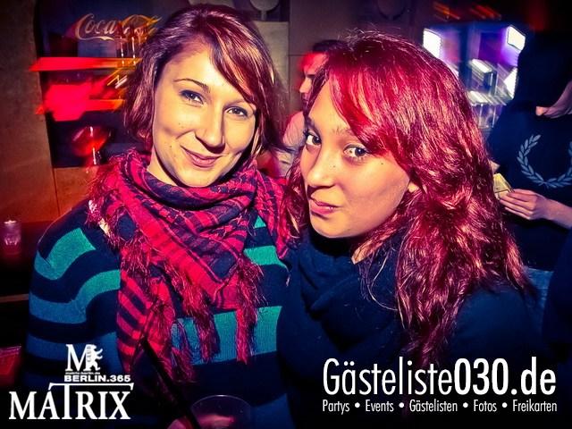 https://www.gaesteliste030.de/Partyfoto #84 Matrix Berlin vom 19.12.2012