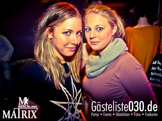 https://www.gaesteliste030.de/Partyfoto #25 Matrix Berlin vom 19.12.2012