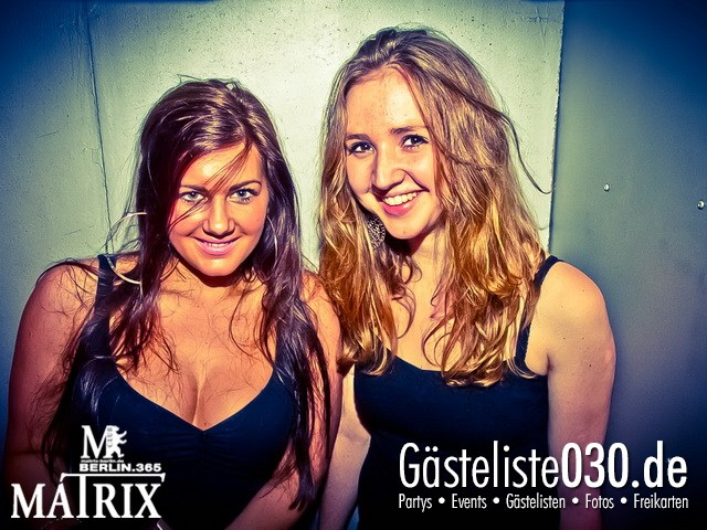 https://www.gaesteliste030.de/Partyfoto #50 Matrix Berlin vom 19.12.2012