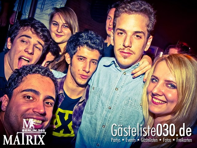 https://www.gaesteliste030.de/Partyfoto #95 Matrix Berlin vom 19.12.2012
