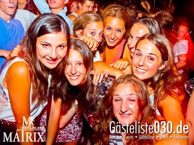 https://www.gaesteliste030.de/Partyfoto #86 Matrix Berlin vom 26.07.2012