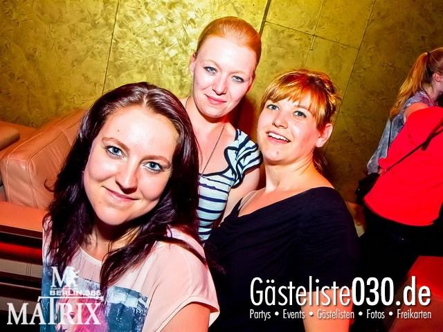 https://www.gaesteliste030.de/Partyfoto #99 Matrix Berlin vom 26.07.2012