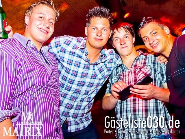 https://www.gaesteliste030.de/Partyfoto #71 Matrix Berlin vom 26.07.2012