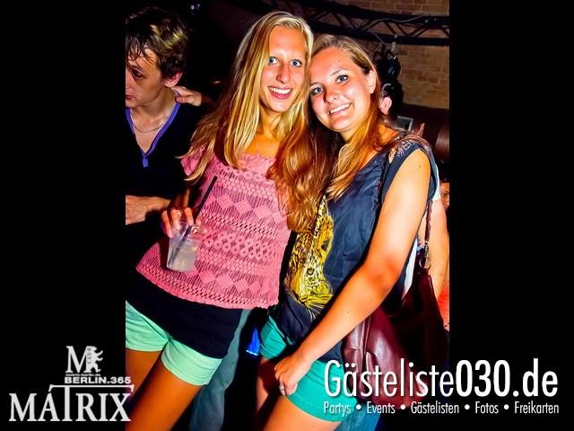 https://www.gaesteliste030.de/Partyfoto #79 Matrix Berlin vom 26.07.2012