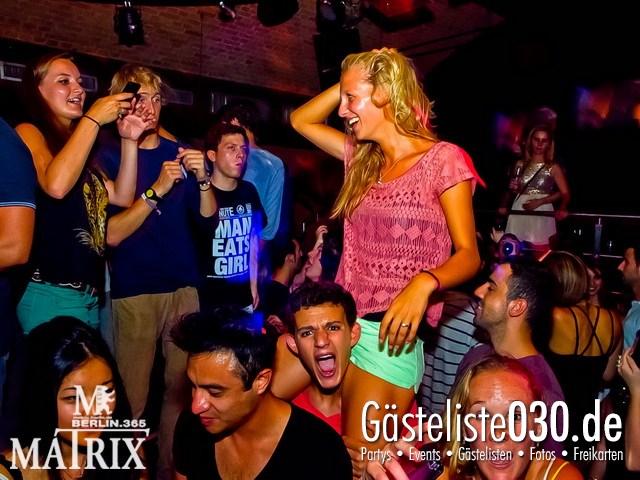https://www.gaesteliste030.de/Partyfoto #9 Matrix Berlin vom 26.07.2012