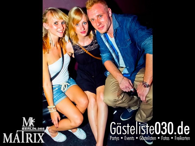 https://www.gaesteliste030.de/Partyfoto #90 Matrix Berlin vom 26.07.2012