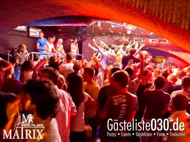 https://www.gaesteliste030.de/Partyfoto #49 Matrix Berlin vom 06.09.2012