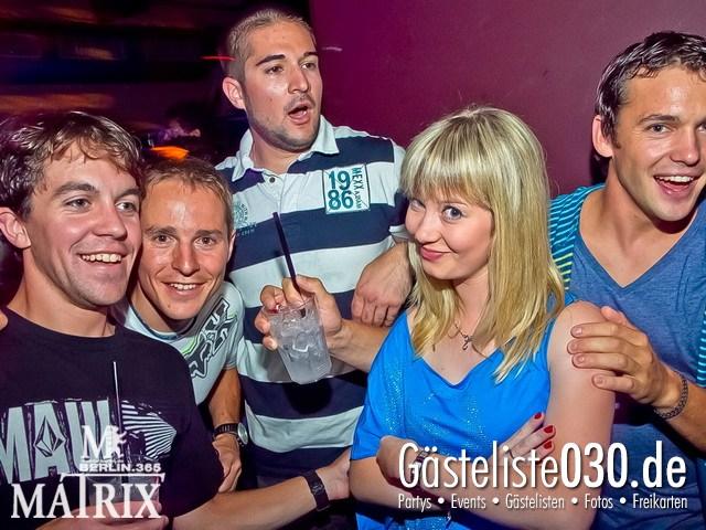 https://www.gaesteliste030.de/Partyfoto #8 Matrix Berlin vom 06.09.2012