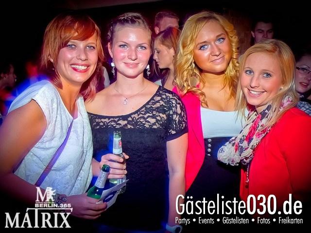 https://www.gaesteliste030.de/Partyfoto #66 Matrix Berlin vom 06.09.2012