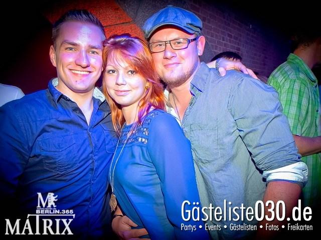 https://www.gaesteliste030.de/Partyfoto #11 Matrix Berlin vom 06.09.2012