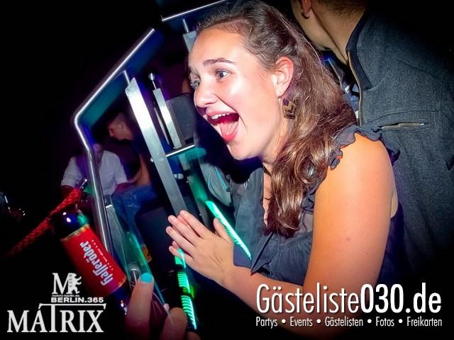 https://www.gaesteliste030.de/Partyfoto #20 Matrix Berlin vom 06.09.2012