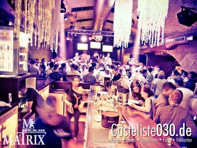 https://www.gaesteliste030.de/Partyfoto #1 Matrix Berlin vom 06.09.2012