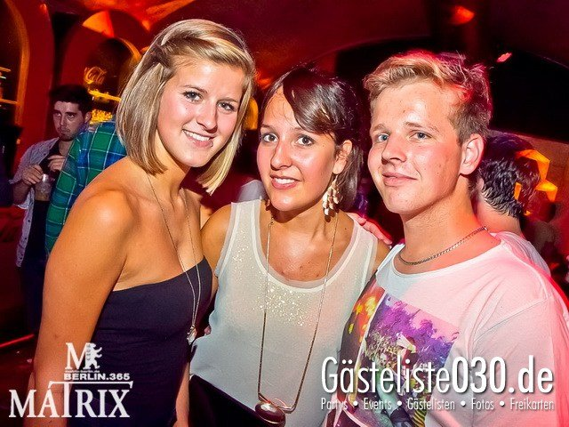 https://www.gaesteliste030.de/Partyfoto #69 Matrix Berlin vom 06.09.2012