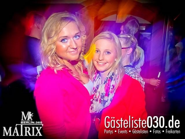 https://www.gaesteliste030.de/Partyfoto #14 Matrix Berlin vom 06.09.2012