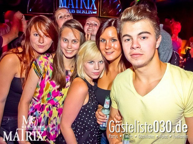 https://www.gaesteliste030.de/Partyfoto #57 Matrix Berlin vom 06.09.2012