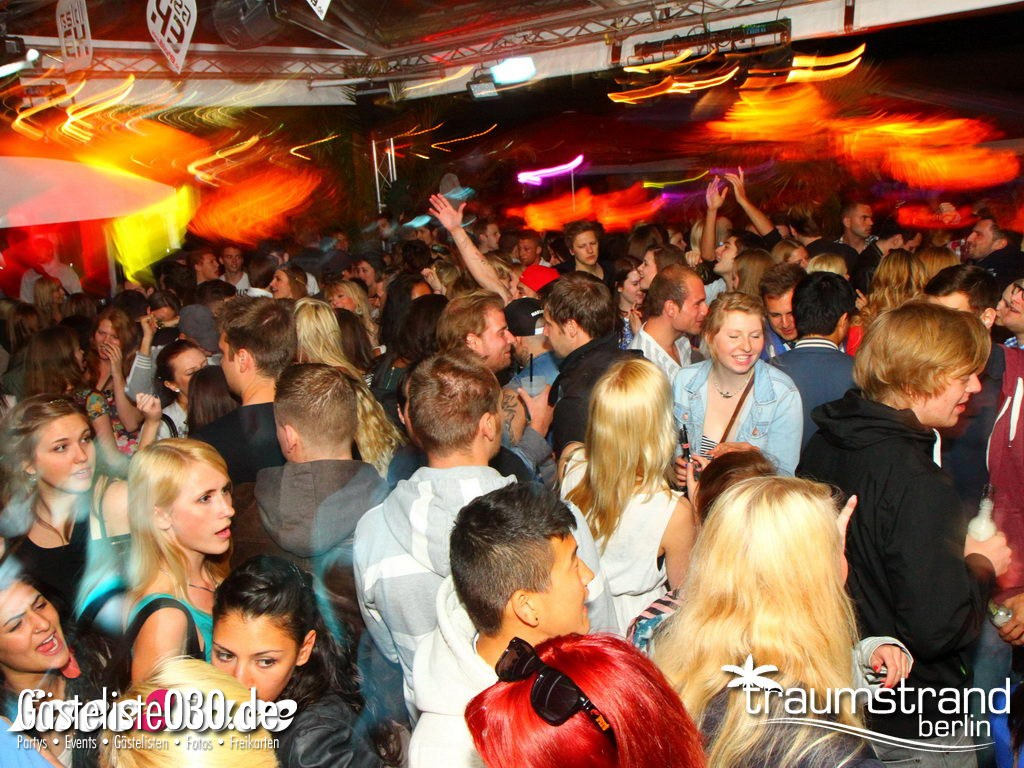 Partyfoto #49 Traumstrand Berlin 25.05.2012 Face2Face