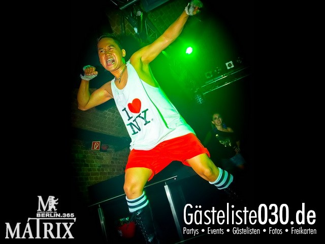https://www.gaesteliste030.de/Partyfoto #63 Matrix Berlin vom 01.08.2012