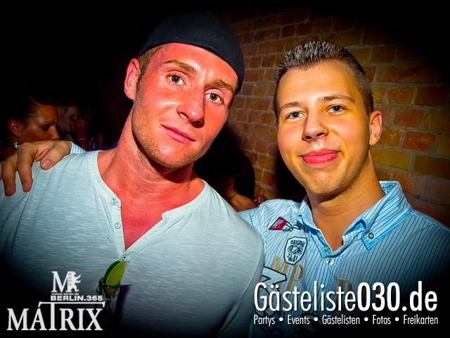 https://www.gaesteliste030.de/Partyfoto #107 Matrix Berlin vom 01.08.2012