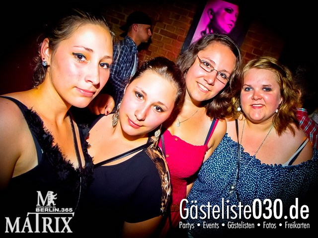https://www.gaesteliste030.de/Partyfoto #81 Matrix Berlin vom 01.08.2012