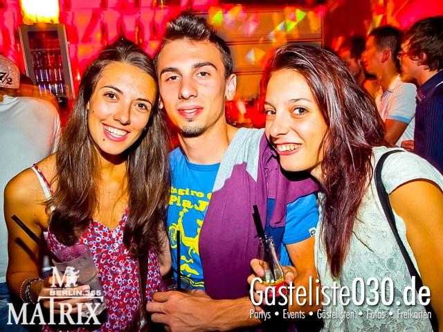 https://www.gaesteliste030.de/Partyfoto #125 Matrix Berlin vom 01.08.2012