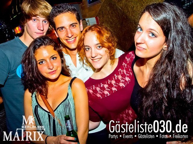 https://www.gaesteliste030.de/Partyfoto #66 Matrix Berlin vom 01.08.2012