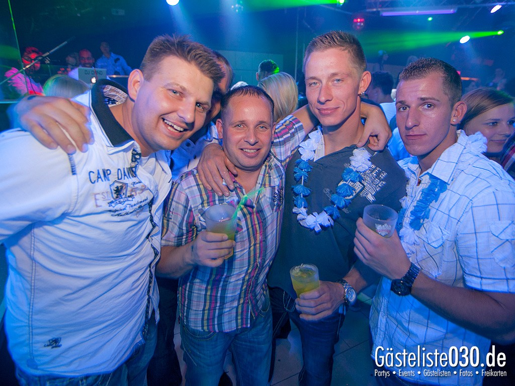Partyfoto #48 Pulsar Berlin 28.09.2012 Neon Nights