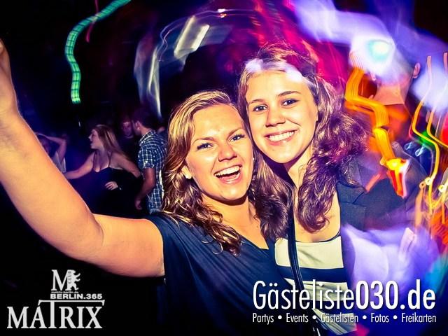 https://www.gaesteliste030.de/Partyfoto #40 Matrix Berlin vom 24.10.2012