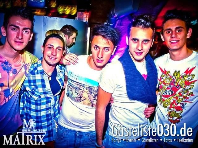 https://www.gaesteliste030.de/Partyfoto #32 Matrix Berlin vom 24.10.2012