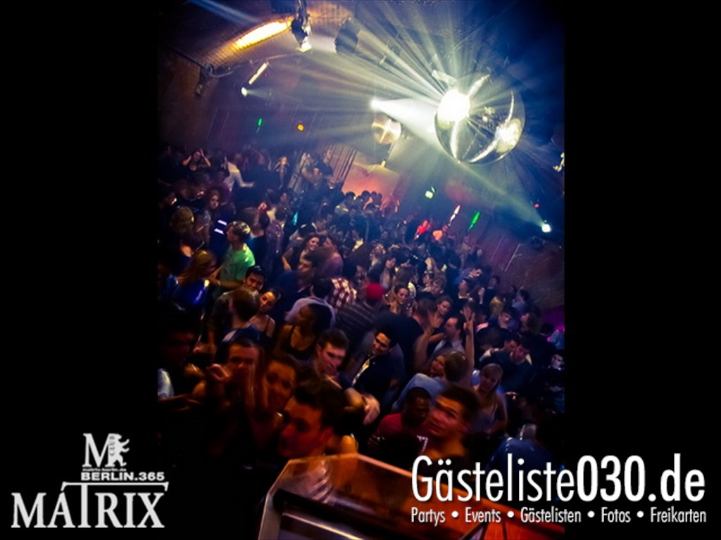 Partyfoto #50 Matrix 24.10.2012 Allure