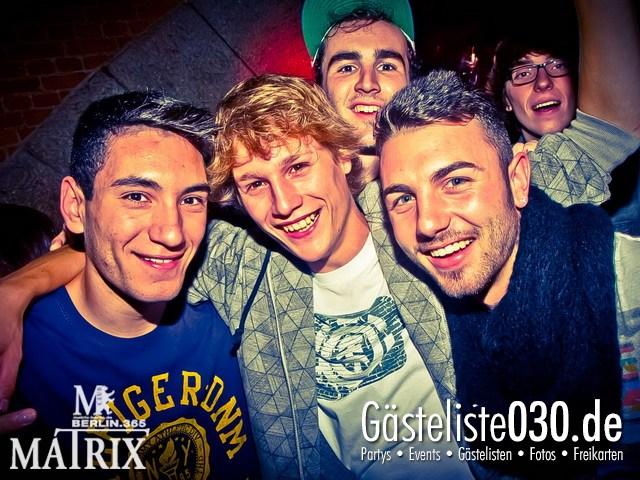 https://www.gaesteliste030.de/Partyfoto #56 Matrix Berlin vom 24.10.2012